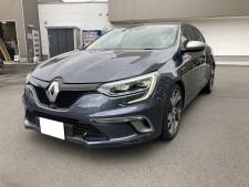 Renault MEGANE GTの買取